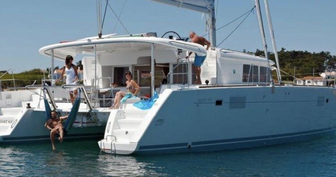 Location bateau San Salvo Marina pas cher Lagoon 450