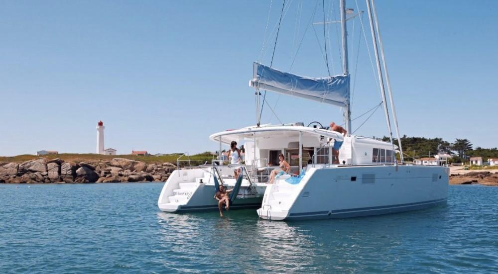 Noleggio barche San Salvo economico Lagoon 450