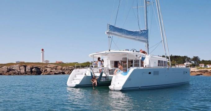 Location yacht à San Salvo Marina - Lagoon Lagoon 450 sur SamBoat