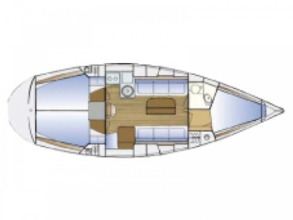 Bootverhuur Gotenburg goedkoop Cruiser 34