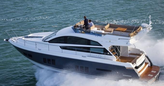 Boat rental Šibenik cheap Fairline Squadron 42
