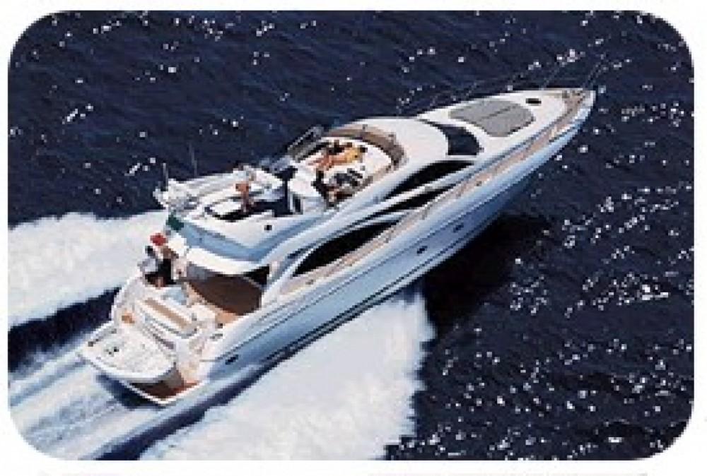 Rental yacht Šibenik - Fairlane Fairline Squadron 42 on SamBoat