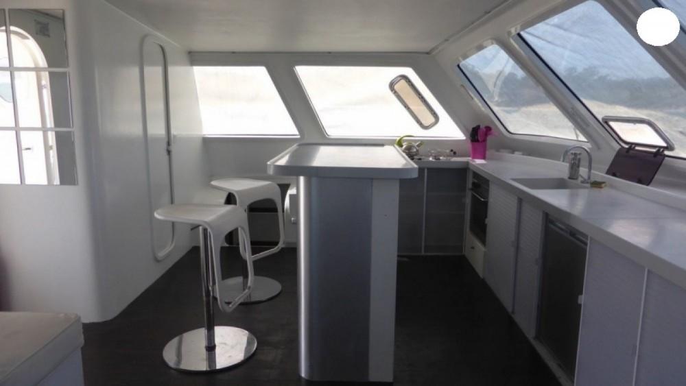 Catamaran Modèle unique zwischen Privatpersonen und professionellem Anbieter Cogolin