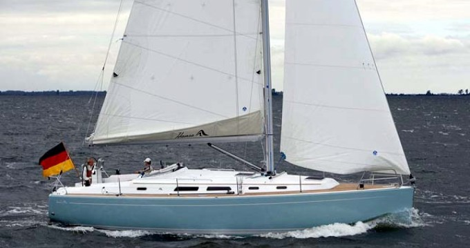 Hire Sailboat with or without skipper Hanse Caorle