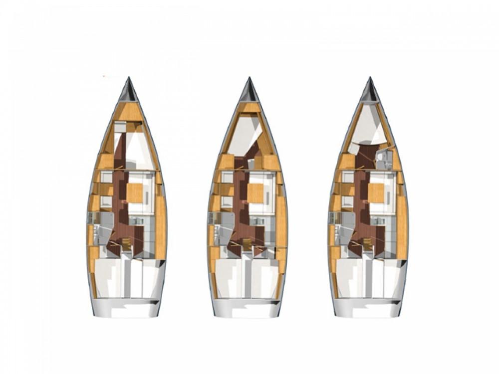 Rental Sailboat in Caorle - Hanse Hanse 400