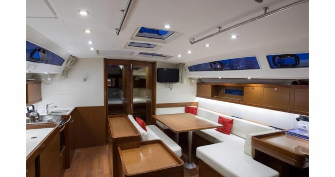 Boat rental Lefkas cheap Oceanis 50 Family