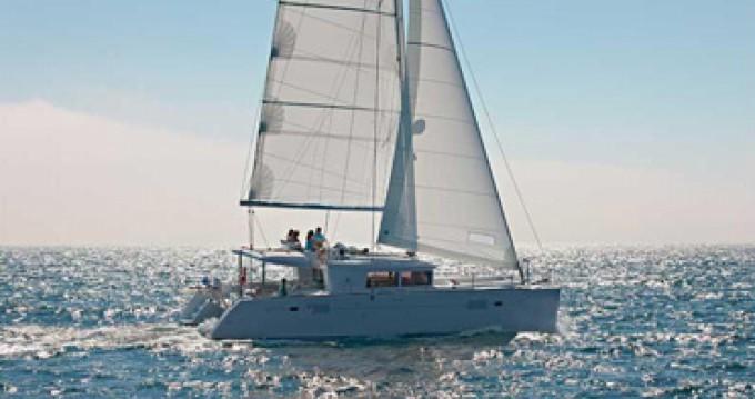 Rental yacht Puerto Rico - Lagoon  on SamBoat
