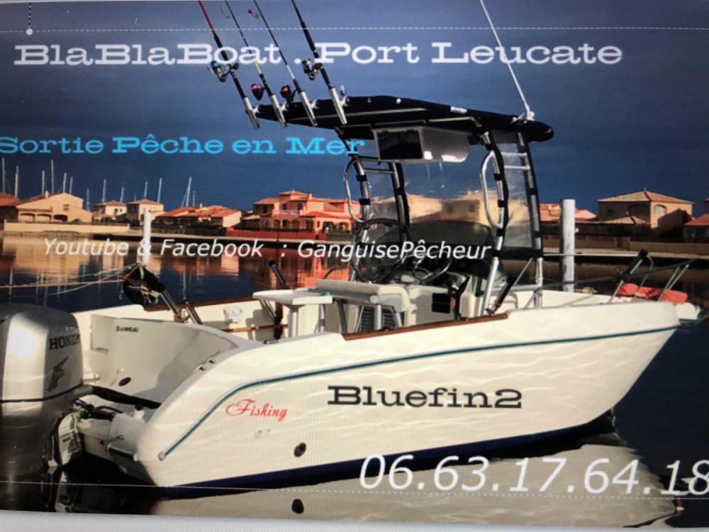 Location yacht à Leucate - Sortie pêche  Bluefin2 sur SamBoat