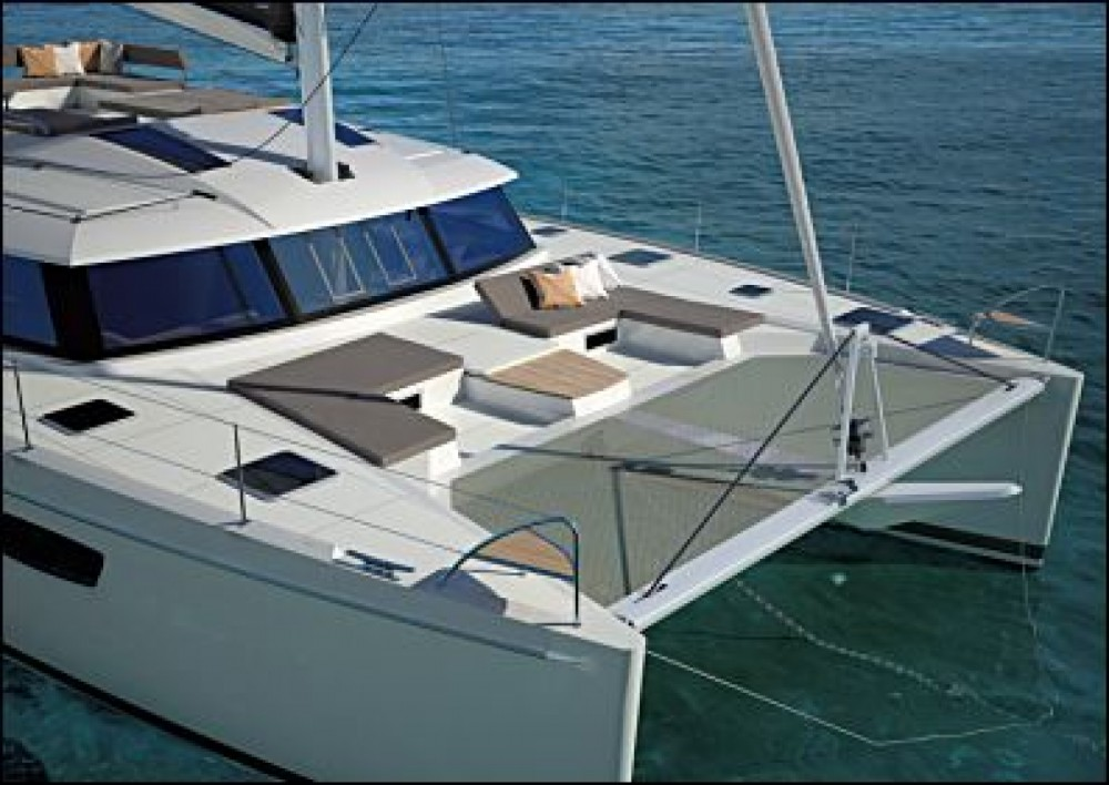 Rental yacht Târnăveni - Fountaine Pajot Saba 50 on SamBoat