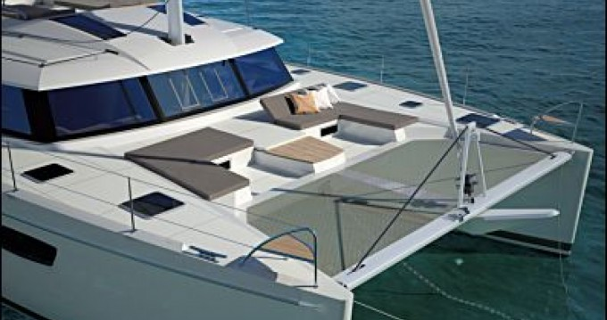 Hire Catamaran with or without skipper Fountaine Pajot District of Martin