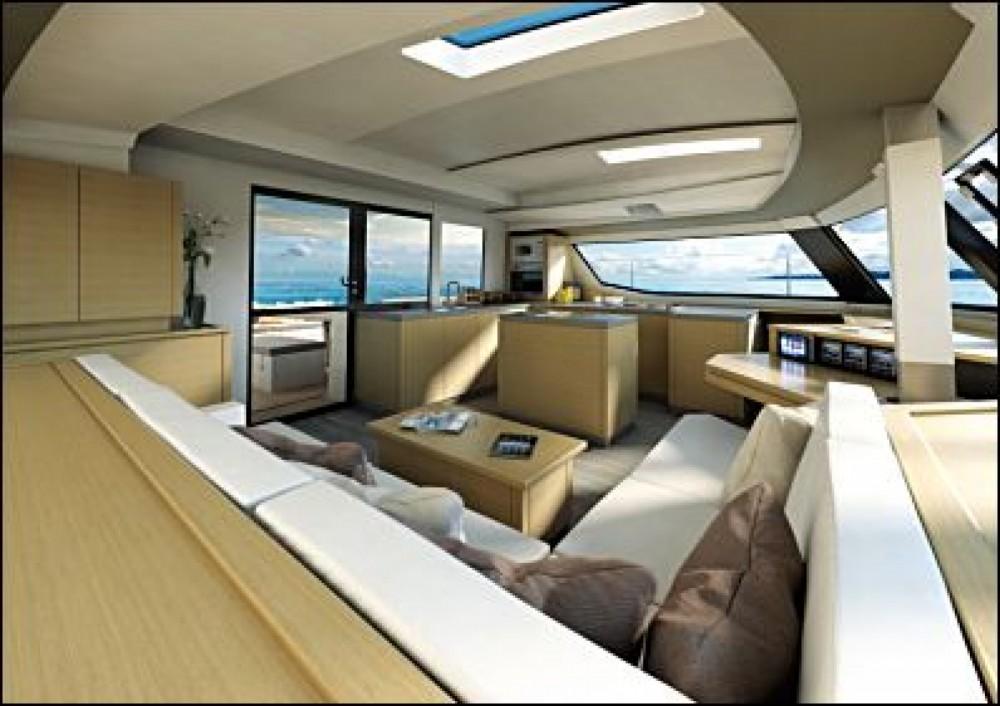 Catamaran for rent Târnăveni at the best price
