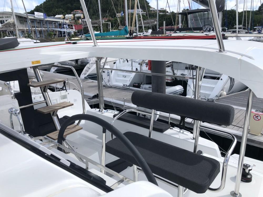Boat rental Lagoon Lagoon 42 in Le Marin on Samboat