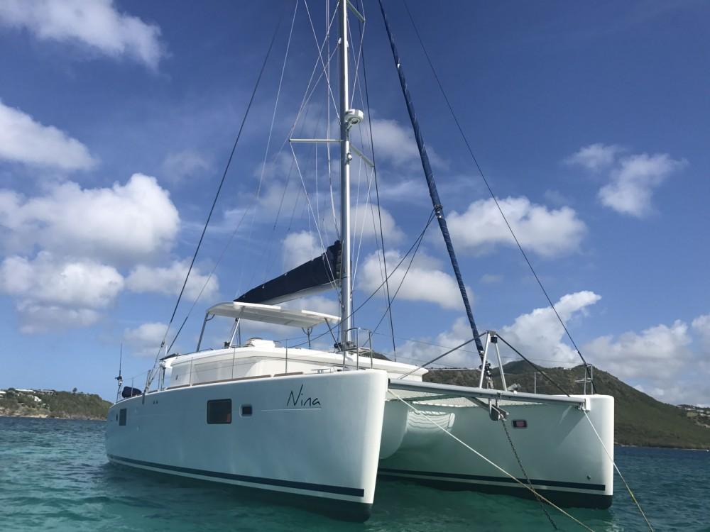 Location yacht à Le Marin - Lagoon Lagoon 450 F sur SamBoat