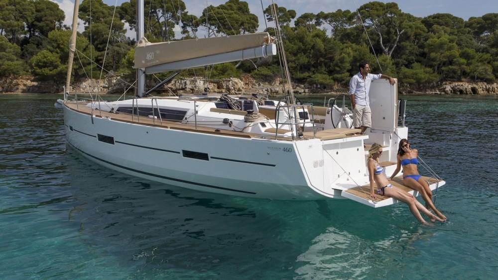 Noleggio barche Dufour Dufour 460 GL Traù su Samboat