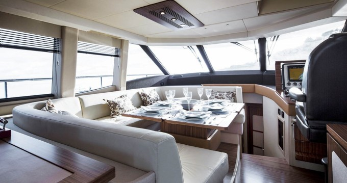 Rental yacht Šibenik - Azimut Azimut Magellano 53 on SamBoat