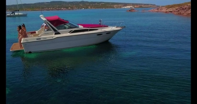 Louez un Sea Ray Sea Ray 300 à Portoscuso