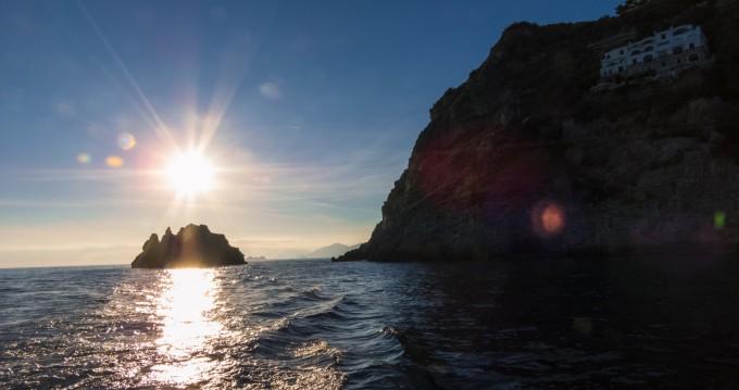 Location bateau Amalfi pas cher Commander 31