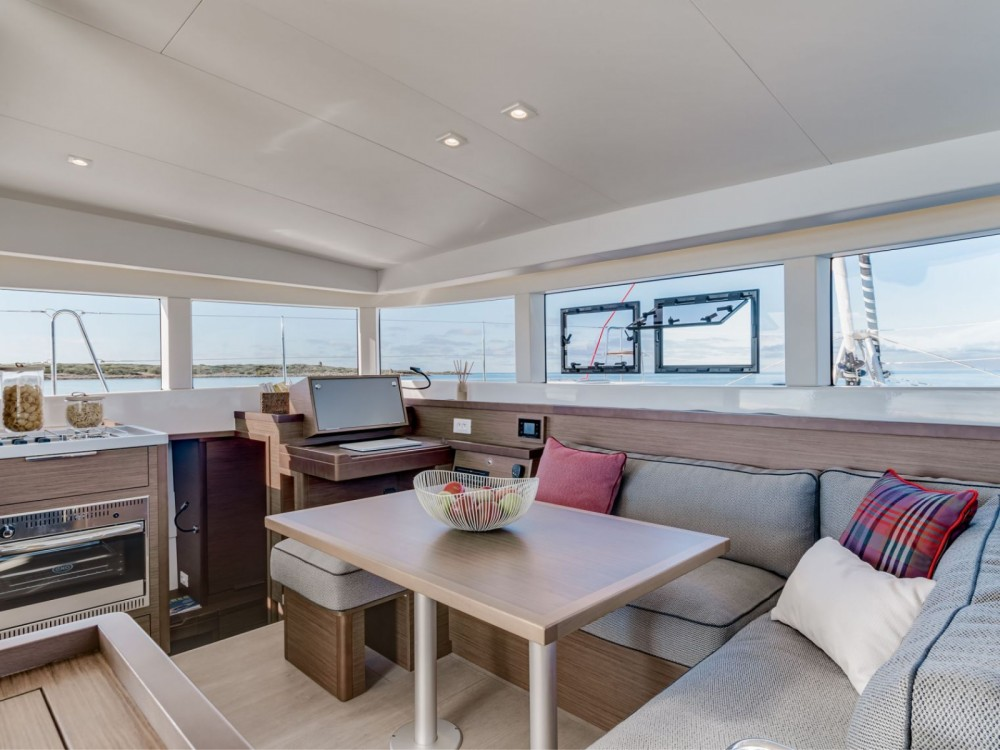 Location yacht à Capo d'Orlando - Lagoon Lagoon 40 sur SamBoat