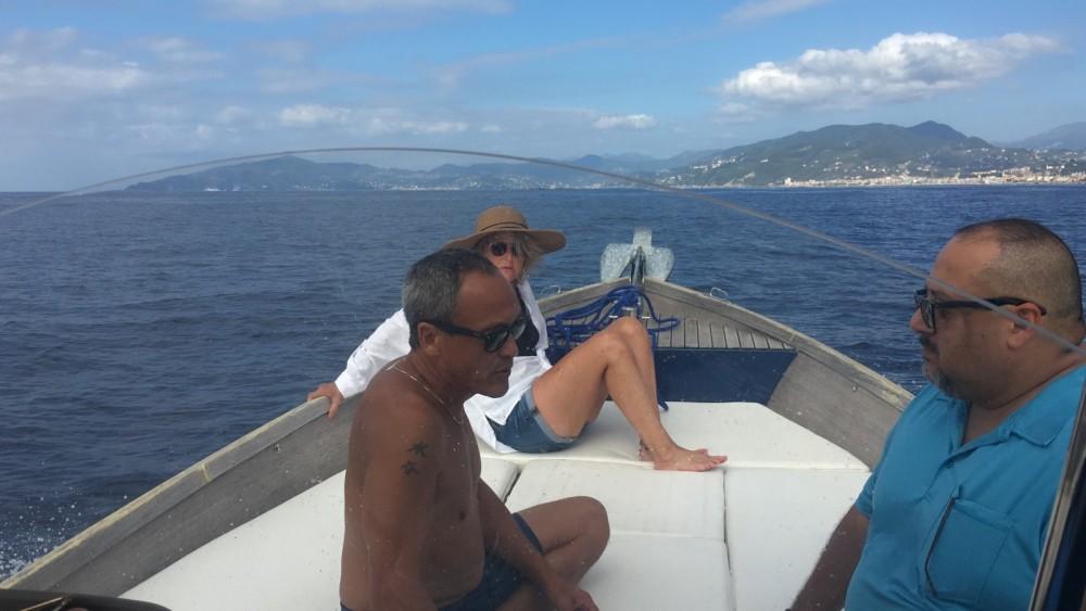 Nauticalodi Runaboat 24 between personal and professional Lavagna