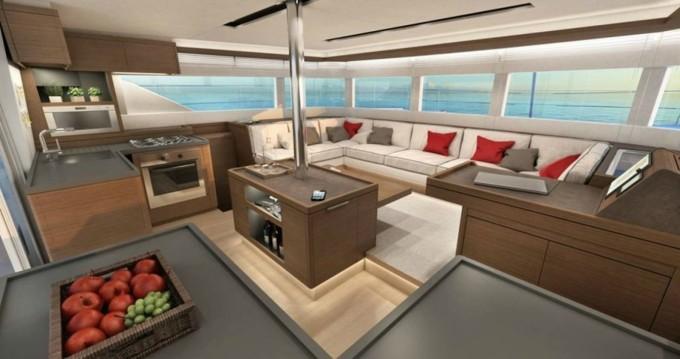 Rental yacht Croatia - Lagoon Lagoon 50 on SamBoat