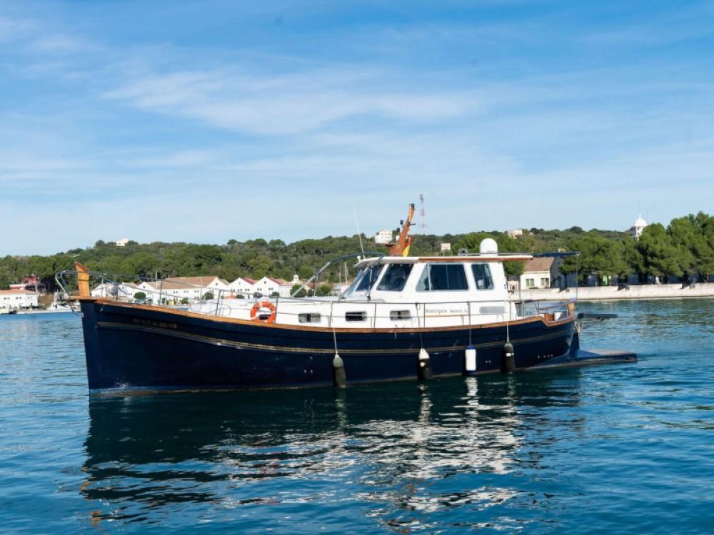 Alquiler Lancha en Mahón - Astilleros Menorquin 160