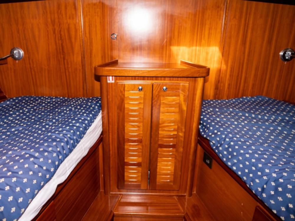 Alquiler de barcos Mahón barato de Menorquin 160