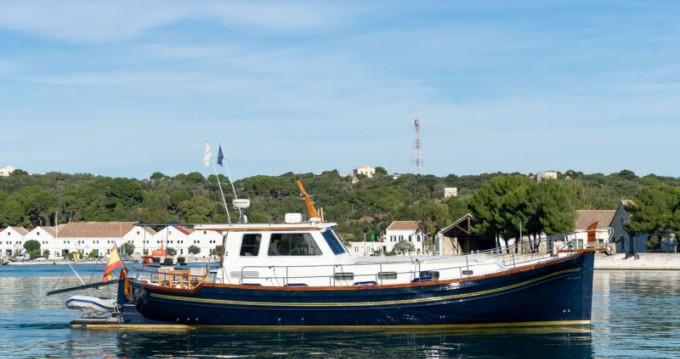 Astilleros Menorquin 160 tra personale e professionale Spagna