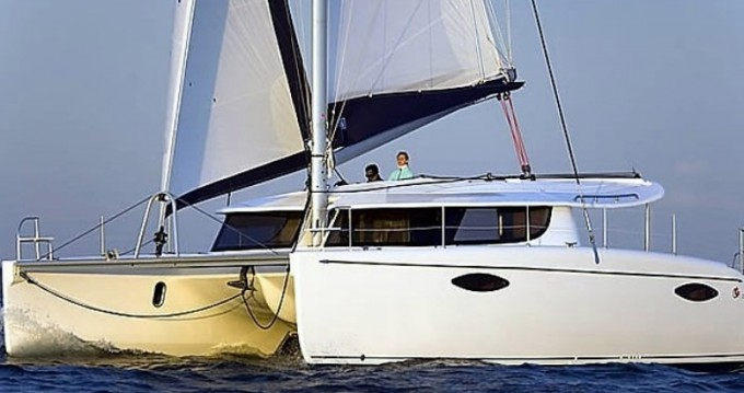 Catamaran for rent Göcek at the best price