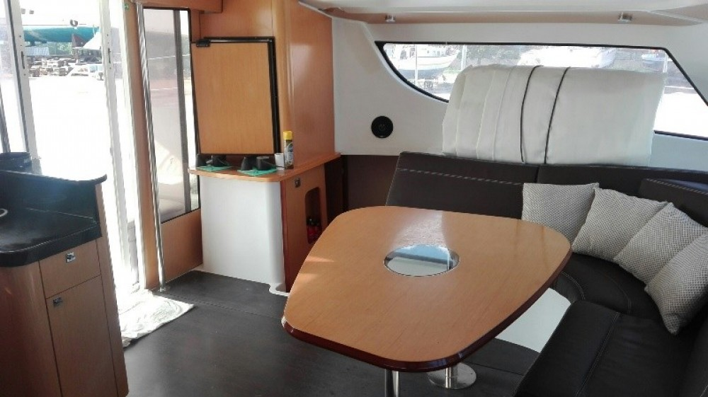 Fountaine Pajot Orana 44 between personal and professional Göcek
