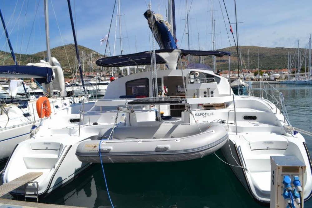 Location bateau Fountaine Pajot Lavezzi 40 à Kotor sur Samboat