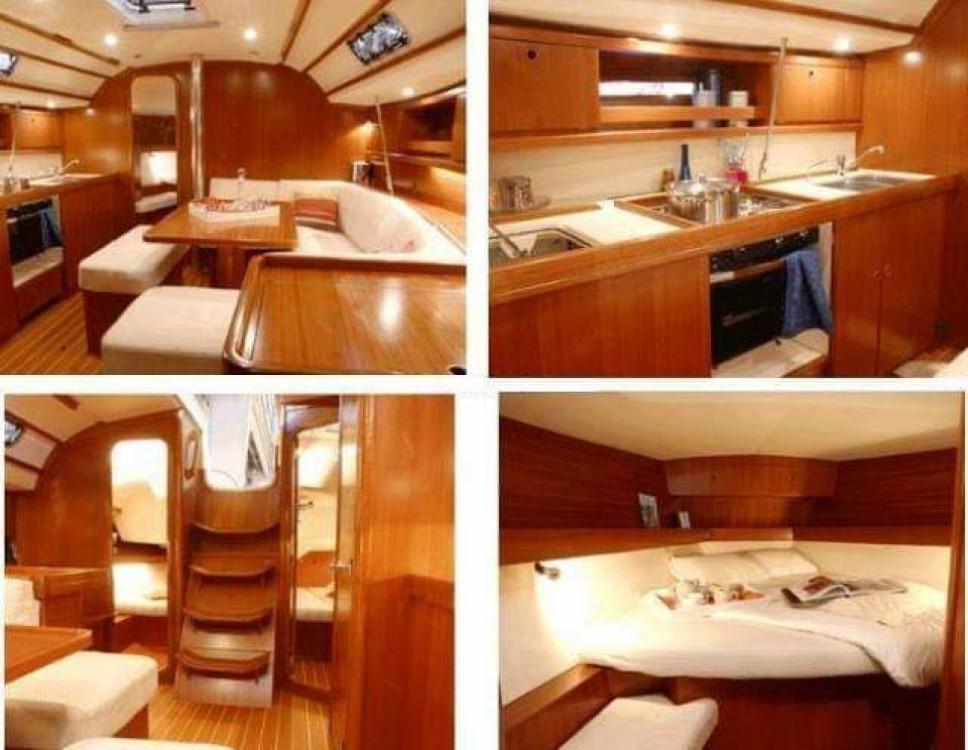Noleggio yacht Νέος Μαρμαράς - Dufour Dufour 385 Grand Large su SamBoat