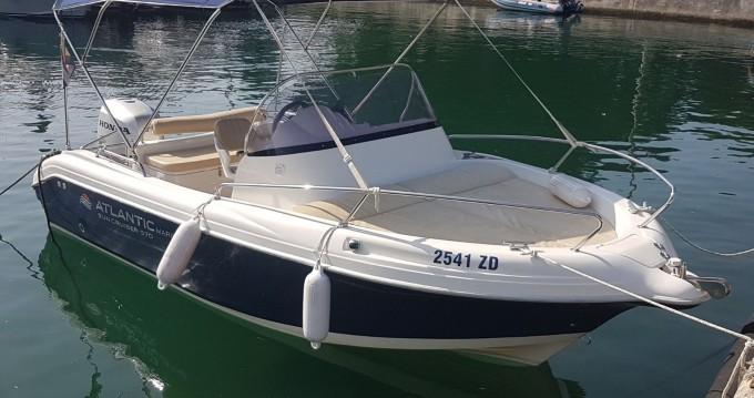 Location bateau Tisno pas cher Suncruiser 570