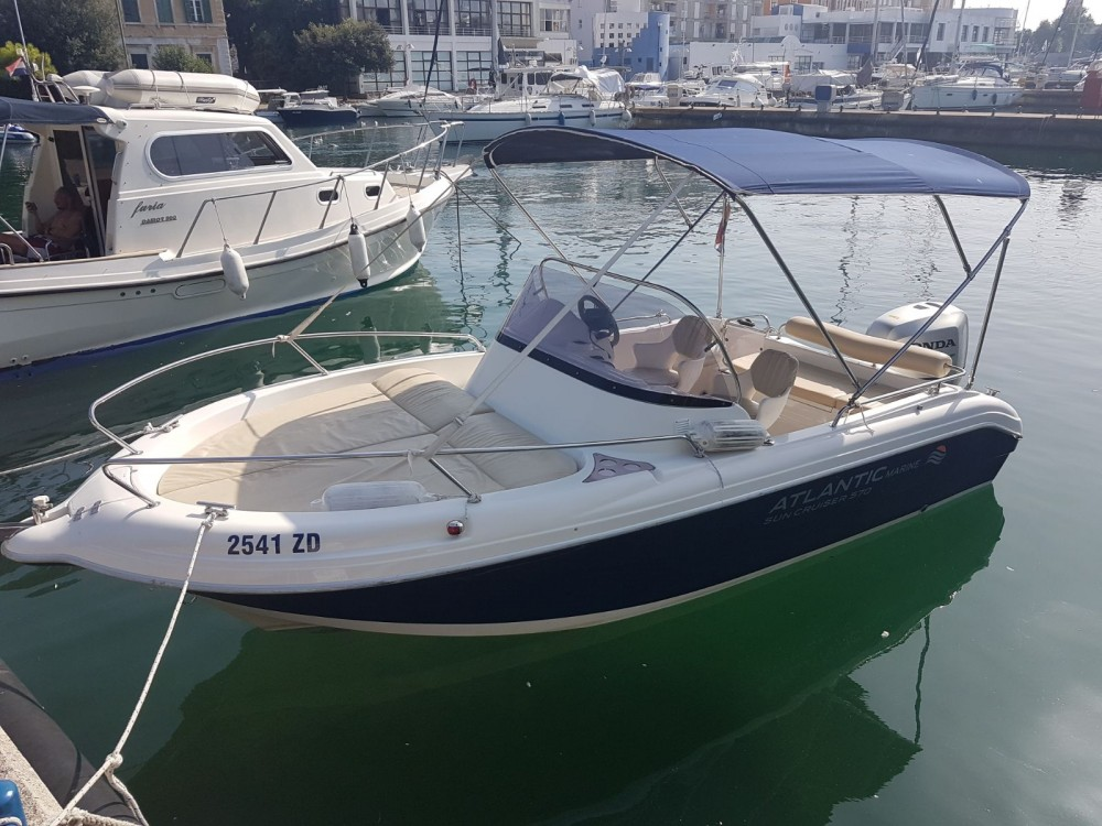 Louez un Atlantic Suncruiser 570 à Tisno