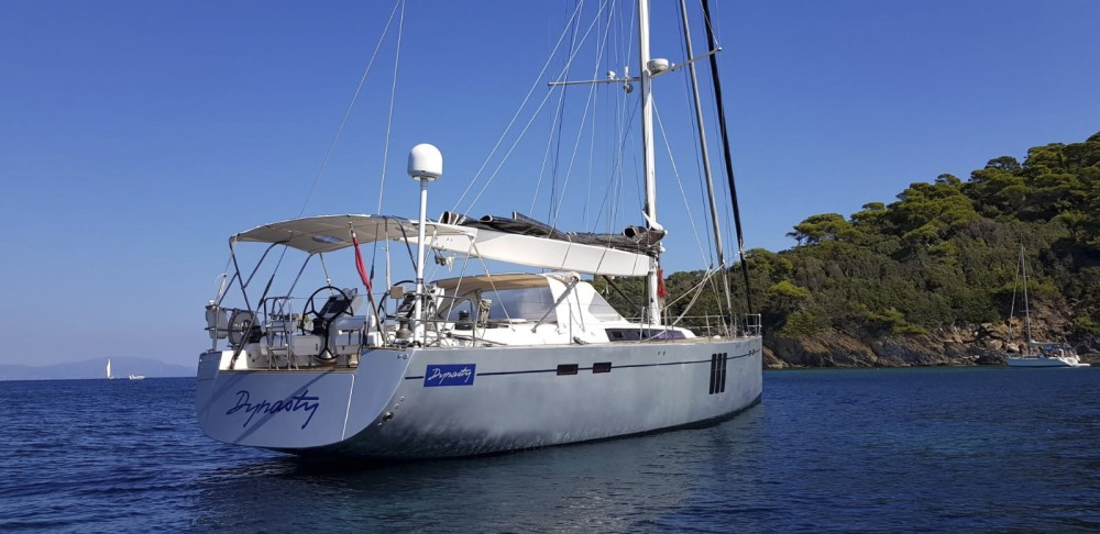 Hire Sailboat with or without skipper Hanse Cogolin