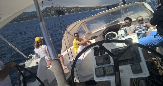 Rental Sailboat in Cogolin - Hanse Hanse 630 E