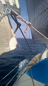 Boat rental Cogolin cheap Hanse 630 E