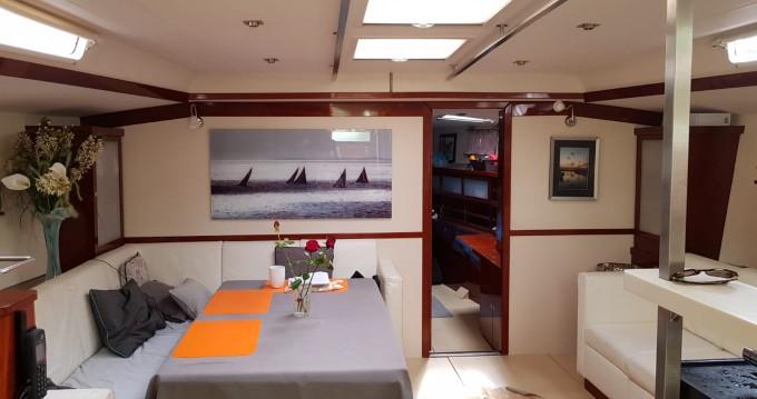 Boat rental Hanse Hanse 630 E in Cogolin on Samboat