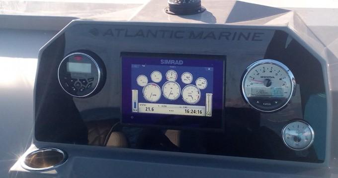 Louez un Atlantic 750 Open à Sumartin