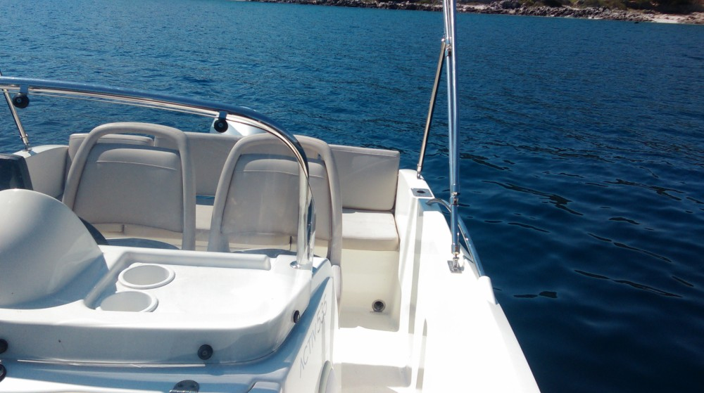 Boat rental Sumartin cheap Activ 555 Open