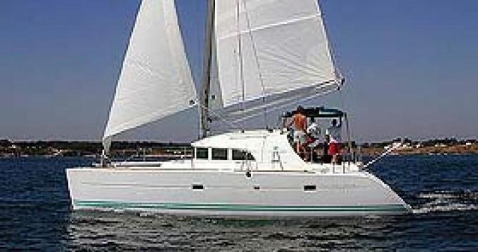 Rental Catamaran in Primošten - Lagoon Lagoon 380