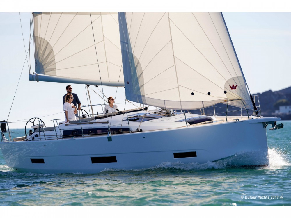 Noleggio barche Noord-Beveland economico Grand Large 390