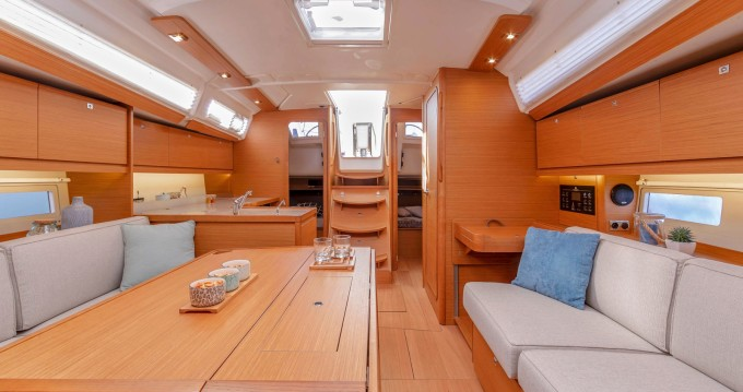 Hire Sailboat with or without skipper Dufour Noord-Beveland