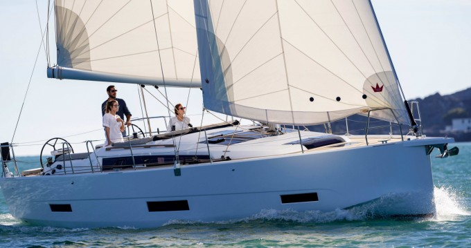 Dufour Grand Large 390 between personal and professional Noord-Beveland