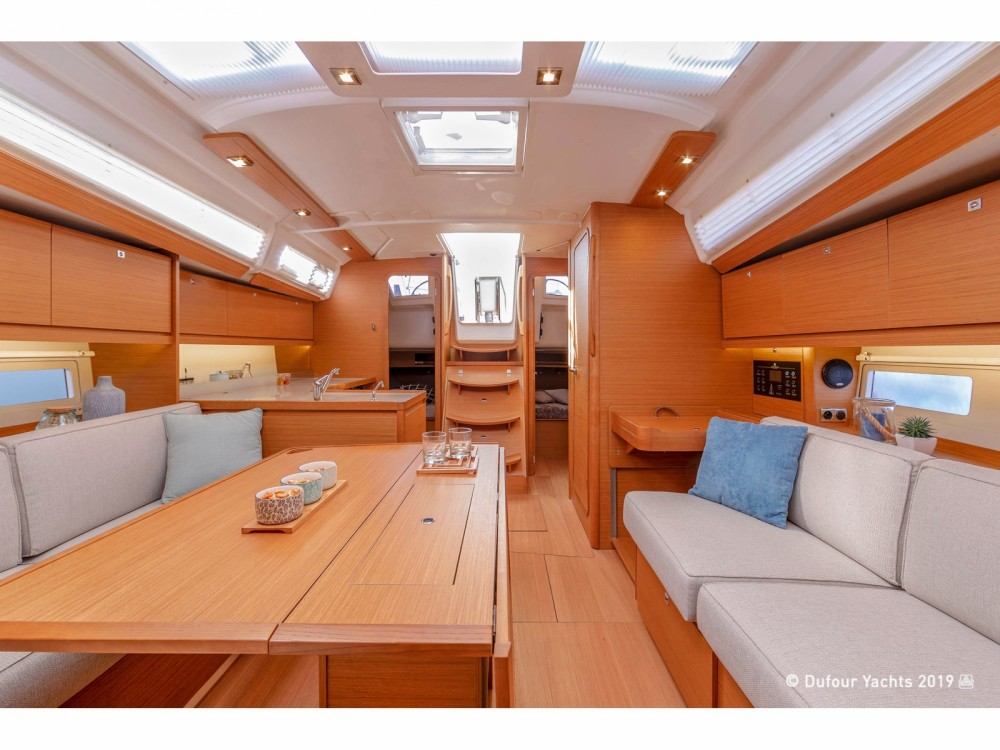 noleggio Barca a vela Noord-Beveland - Dufour Grand Large 390