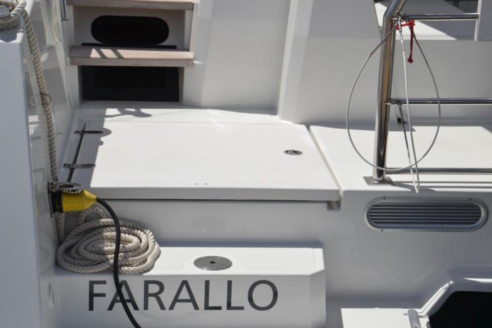 Location Catamaran à Arnos Vale - Catana Bali 4.5