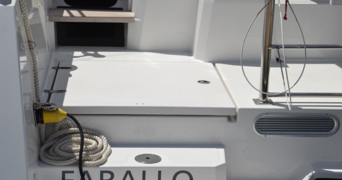 Catana Bali 4.5 between personal and professional Arnos Vale