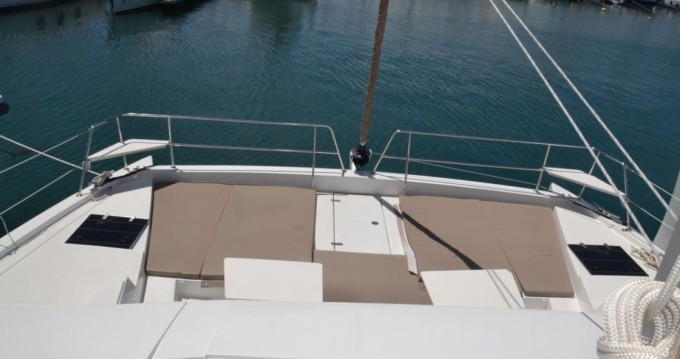 Location yacht à Arnos Vale - Catana Bali 4.5 sur SamBoat