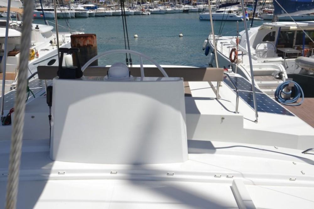 Louer Catamaran avec ou sans skipper Catana à Arnos Vale