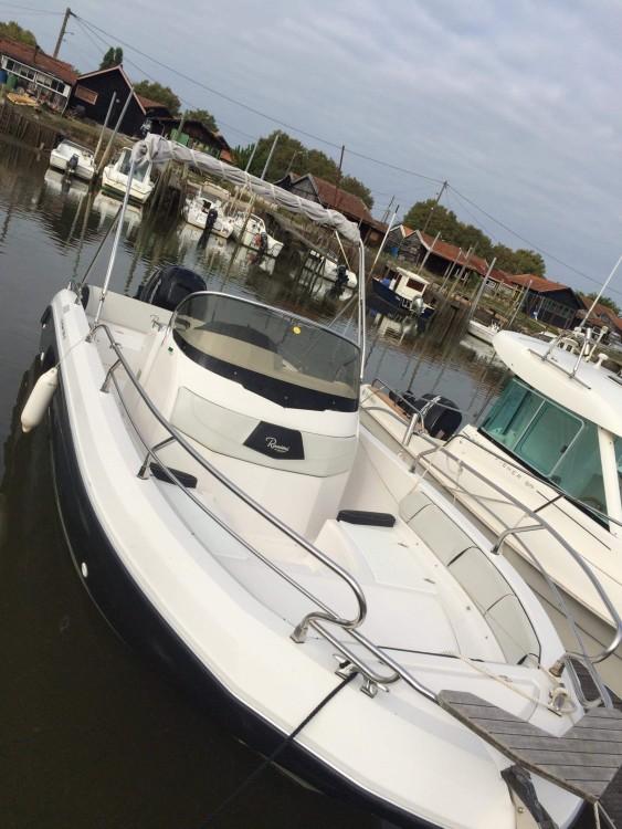 Location yacht à Arcachon - Ranieri Voyager 23 S sur SamBoat