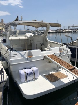 Boat rental Salerno cheap Fiart 35